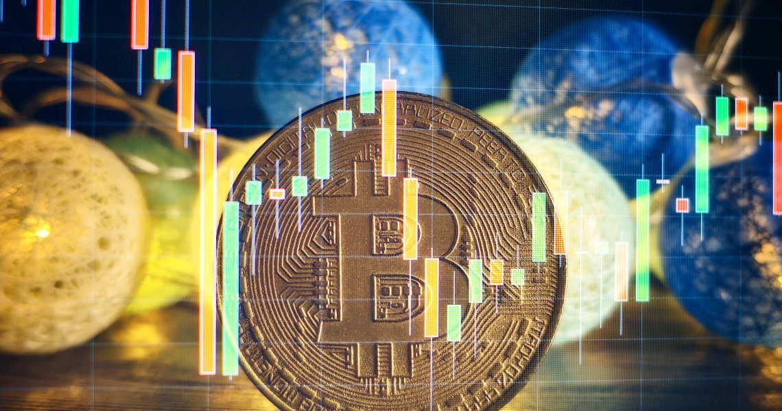 Bitcoin ($54k), Ethereum ($3.4k), Polkadot Price Analyses
