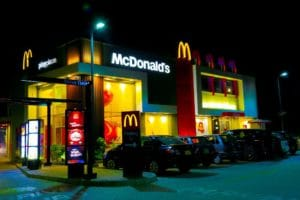 China is pressuring McDonald's to accept the digital yuan