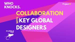 Who Knocks and Purple Fly announce the world's first NFT pool of designers from the fashion world