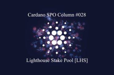 Cardano SPO Column: Lighthouse Stake Pool [LHS]