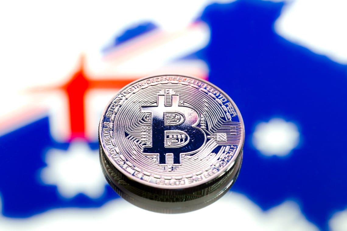 Australia regolamentazione crypto