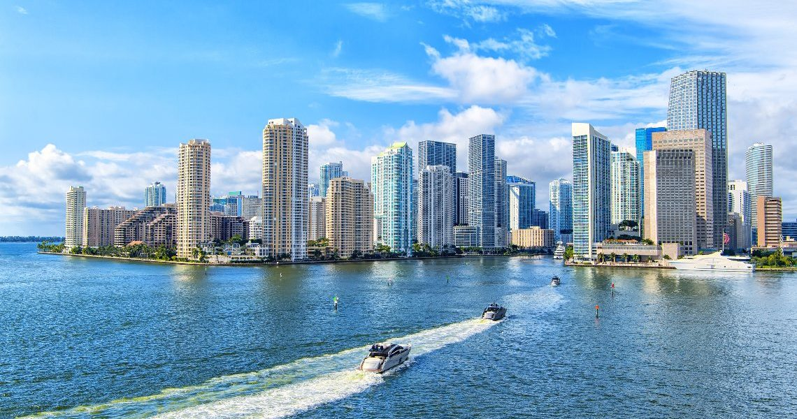 Miami crypto capital of the world