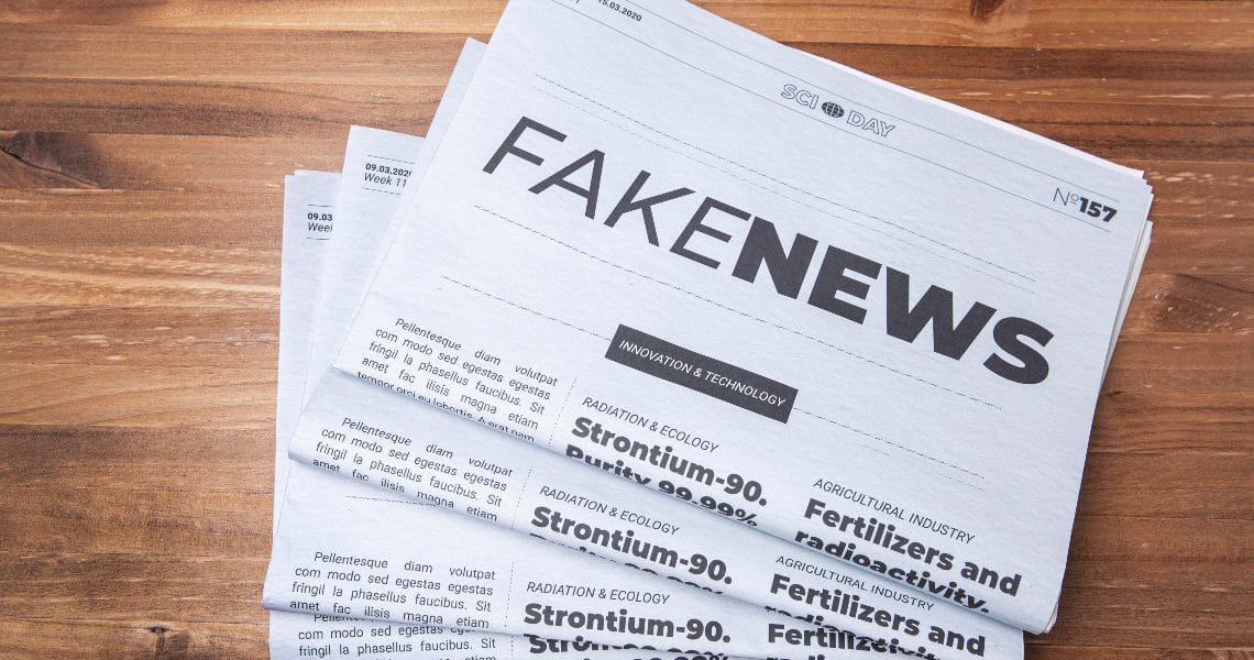 The fake news of the blockchain investment fund in the UAE