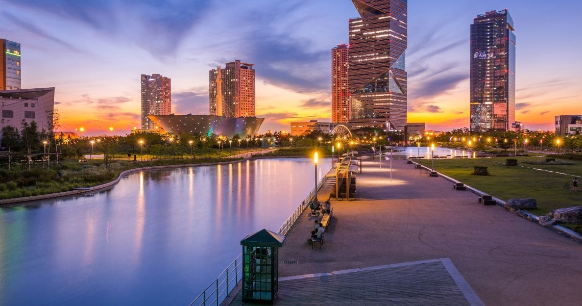 An increasing number of crypto cities: after Miami, Seoul