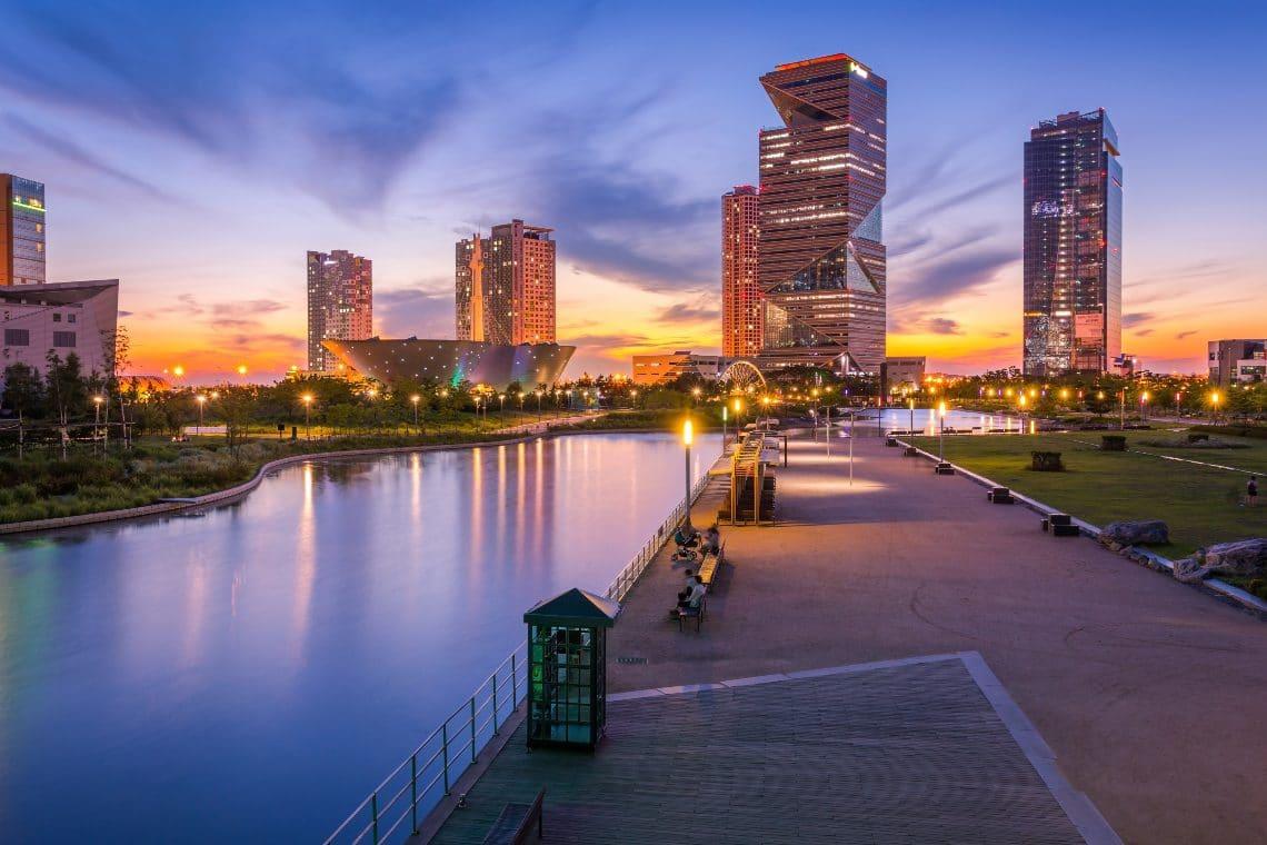 Seoul crypto cities