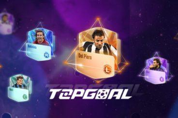 TopGoal brings football legends to Binance NFT